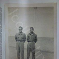 Militaria: FOTOGRAFÍA ORIGINAL. GUERRA CIVIL. SOLDADOS. (8,5 X 6 CM). Lote 182463002