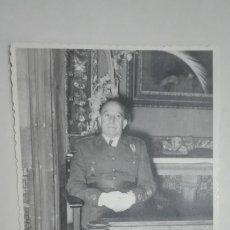 Militaria: FOTO GENERAL SÁENZ DE BURUAGA, MEDALLA MILITAR INDIVIDUAL Y COLECTIVA, GENERALES, AVIACIÓN, ETC . Lote 182553707