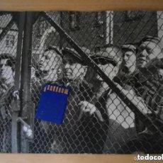 Militaria: ESPECTACULAR Y ANTIGUA FOTOGRAFIA CAMPO DE CONCETRACION ALEMAN NAZI - AUSCHWITZ - II GUERRA MUNDIAL. Lote 182637336