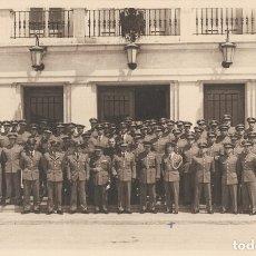 Militaria: FOTOGRAFÍA VISITA MILITARES DE BURGOS, 20 DE JUNIO DE 1959 - FOTO FEDE. Lote 182732087
