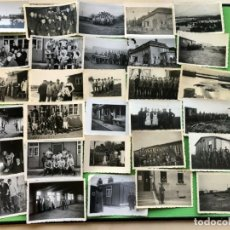Militaria: LOTE DE 30 FOTOGRAFIAS DE LA WEHRMACHT ETC. Lote 182851711