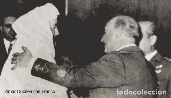 Militaria: Antigua libreta de Ahorros. Tetuán. Protectorado Español en Marruecos. Guerra Civil - División Azul - Foto 16 - 183543527