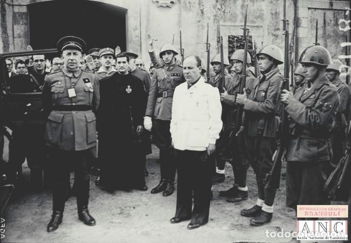 Militaria: Antigua libreta de Ahorros. Tetuán. Protectorado Español en Marruecos. Guerra Civil - División Azul - Foto 17 - 183543527