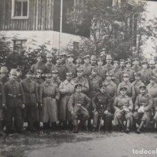 Militaria: GRUPO DE SOLDADOS IMPERIALES JAGERS Y MOTORIZADOS. II REICH. AÑOS 1914-18. Lote 183606707