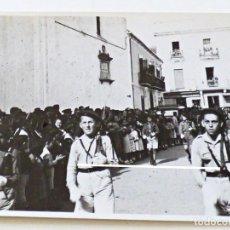 Militaria: DESFILE DE PELAYOS. BATALLA DE MÁLAGA. FEBRERO 1937. Lote 183700162