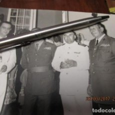 Militaria: MELILLA OFICIALES GENERAL LEGION FOTOGRAFIA ANTIGUA EXCOMBATIENTES GUERRA CIVIL. Lote 172380468
