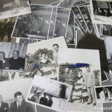 Militaria: LOTE DE UNAS 30 FOTOGRAFÍAS DEL EJÉRCITO DEL AIRE DE LOS AÑOS 70 - AVIACIÓN. Lote 183838235