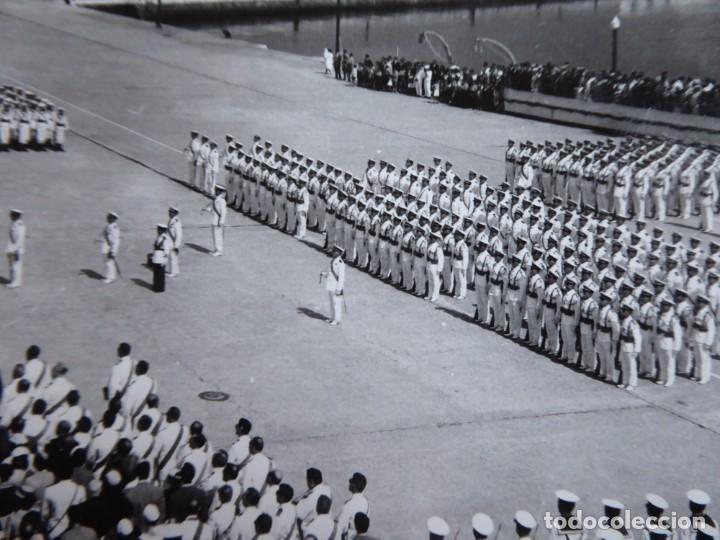 FOTOGRAFÍA MARINEROS ARMADA. VIGO (Militar - Fotografía Militar - Otros)