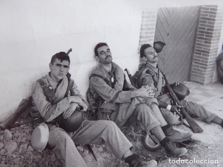 FOTOGRAFÍA CABOS MILICIA NAVAL UNIVERSITARIA. CÁDIZ (Militar - Fotografía Militar - Otros)