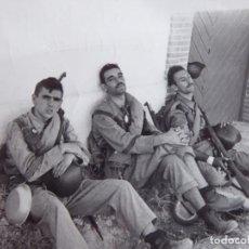 Militaria: FOTOGRAFÍA CABOS MILICIA NAVAL UNIVERSITARIA. CÁDIZ. Lote 183851408