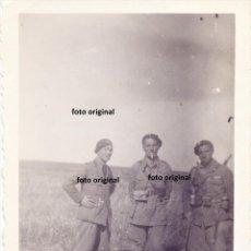 Militaria: FLECHAS NEGRAS ITALIANAS GRANJA TORREHERMOSA (BADAJOZ) 1937 GUERRA CIVIL. Lote 184075172
