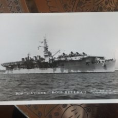 Militaria: FOTO POSTAL BARCO POTAVIONES BOIS BELLEAU. Lote 184105696