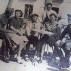 Militaria: DIVISIÓN AZUL, DIVISIONARIO CON UN SOLDADO ESPAÑOL .. Lote 184161868