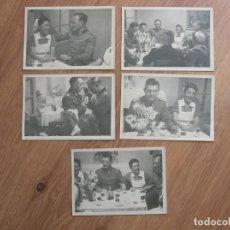 Militaria: EXTRAORDINARIO LOTE DE FOTOS DE ENFERMERAS ALEMANAS CON SOLDADOS DE LAS SS. . Lote 184191133