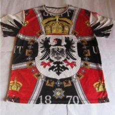 Militaria: CAMISETA DE LA IMPERIAL KRIEGSMARINE. MARINA IMPERIAL ALEMANIA .I GUERRA MUNDIAL. Lote 177955299
