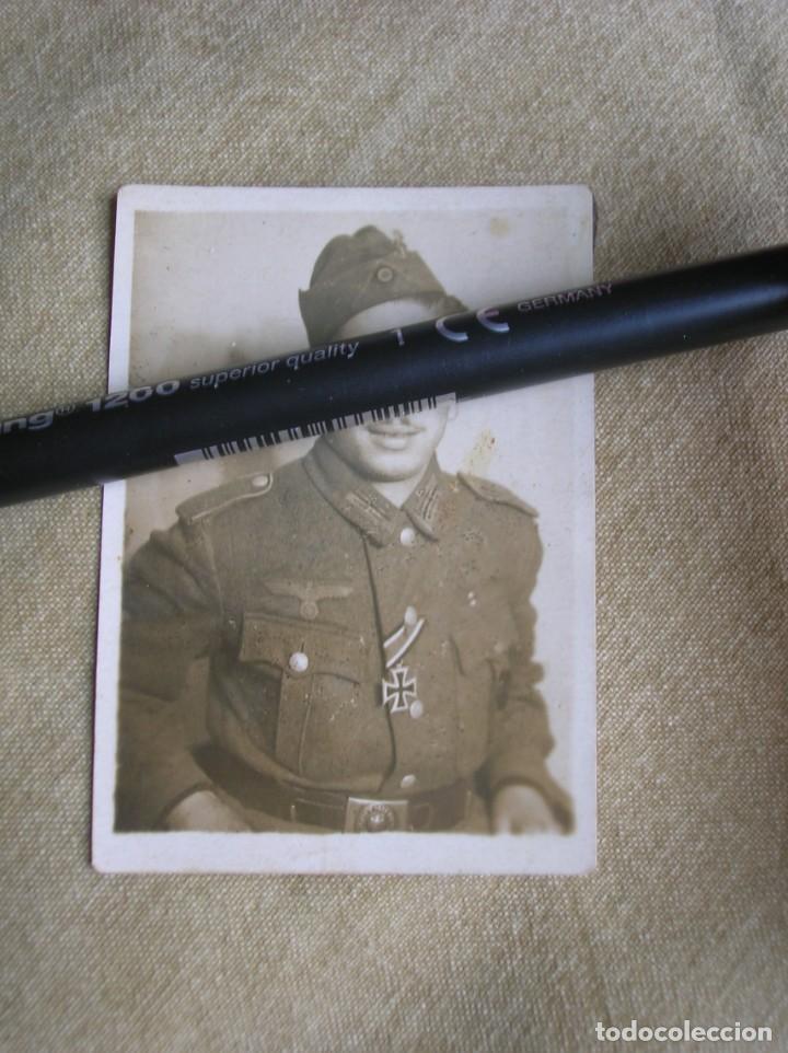 Militaria: EXTRAORDINARIO LOTE DE FOTOGRAFIAS ORIGINALES DE UN DIVISIONARIO. DIVISIÓN AZUL. CRUZ DE HIERRO. - Foto 10 - 184759565