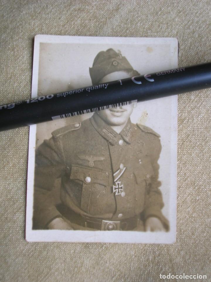 Militaria: EXTRAORDINARIO LOTE DE FOTOGRAFIAS ORIGINALES DE UN DIVISIONARIO. DIVISIÓN AZUL. CRUZ DE HIERRO. - Foto 11 - 184759565