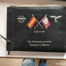 Militaria: GUERRA CIVIL, LEGIÓN CONDOR FOTOGRAFIAS. Lote 184896852