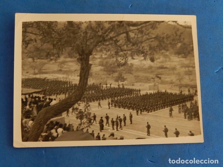 Militaria: Jura Bandera. Acuartelamiento General Asensio. C.I.R. 14. Palma Mallorca. Baleares - Foto 2 - 185660653