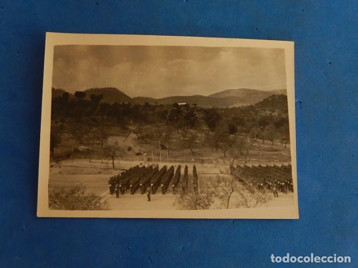 Militaria: Jura Bandera. Acuartelamiento General Asensio. C.I.R. 14. Palma Mallorca. Baleares - Foto 6 - 185660653