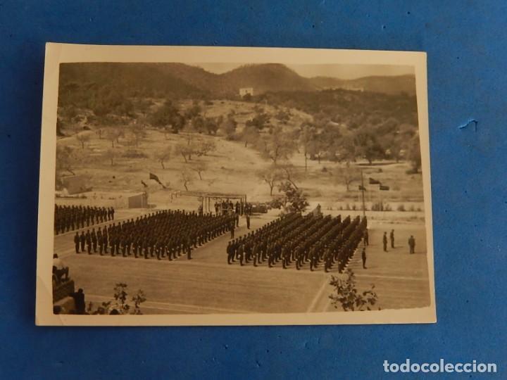 Militaria: Jura Bandera. Acuartelamiento General Asensio. C.I.R. 14. Palma Mallorca. Baleares - Foto 8 - 185660653