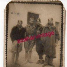 Militaria: GUERRA CIVIL, MILICIANOS, 70X90MM. Lote 185738617