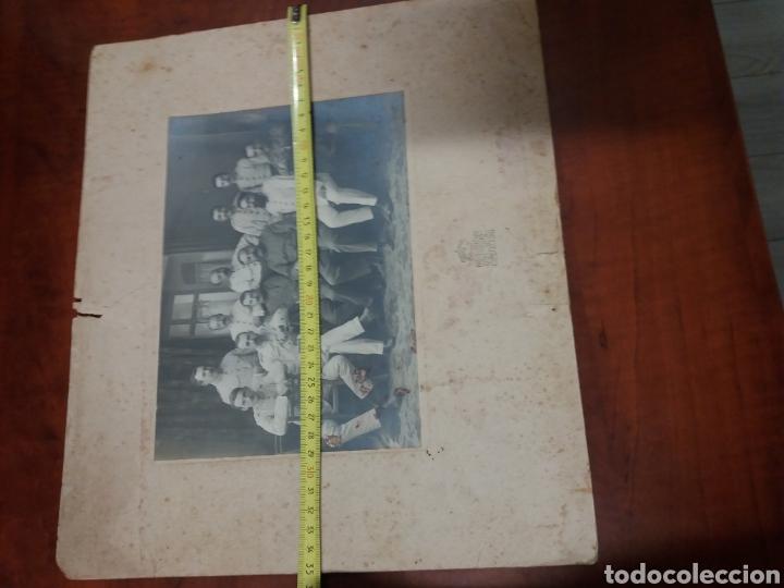 Militaria: foto antigua , Jefes y oficiales militares. - Foto 5 - 185933562