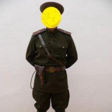 Militaria: URSS AUTENTICO UNIFORME DE COMANDANTE DE NKVD MOD.1943. Lote 186175138