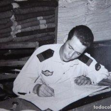 Militaria: FOTOGRAFÍA CABO PARACAIDISTA BRIGADA PARACAIDISTA BRIPAC. AAIUN 1963. Lote 186349953