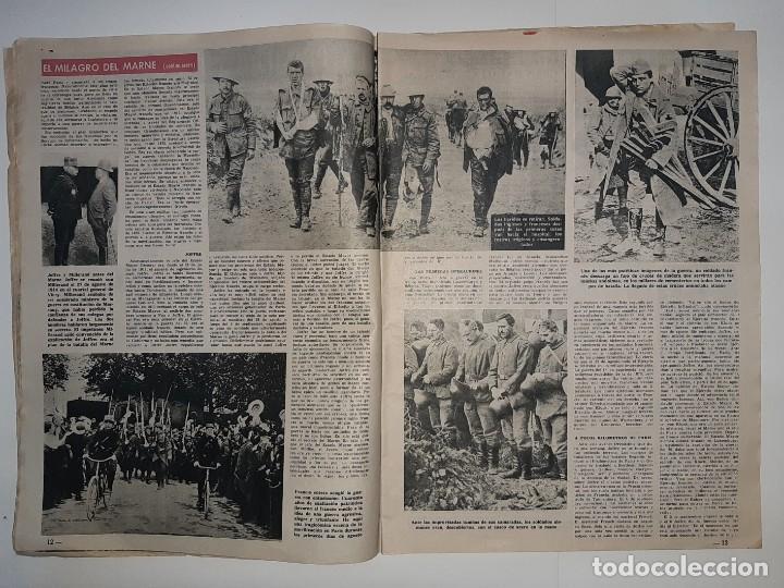 Militaria: REVISTA DESTINO Nº1414 AÑO 1964 NUMERO DEDICADO PRIMERA GUERRA MUNDIAL 1914 1918 PUBLICIDAD PEGASO - Foto 3 - 187108287