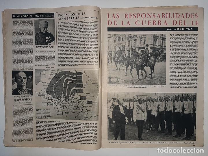 Militaria: REVISTA DESTINO Nº1414 AÑO 1964 NUMERO DEDICADO PRIMERA GUERRA MUNDIAL 1914 1918 PUBLICIDAD PEGASO - Foto 4 - 187108287