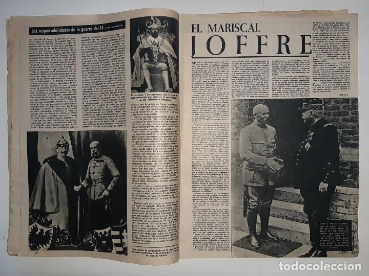 Militaria: REVISTA DESTINO Nº1414 AÑO 1964 NUMERO DEDICADO PRIMERA GUERRA MUNDIAL 1914 1918 PUBLICIDAD PEGASO - Foto 5 - 187108287