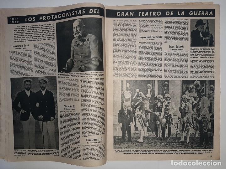 Militaria: REVISTA DESTINO Nº1414 AÑO 1964 NUMERO DEDICADO PRIMERA GUERRA MUNDIAL 1914 1918 PUBLICIDAD PEGASO - Foto 6 - 187108287
