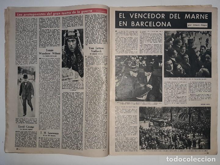Militaria: REVISTA DESTINO Nº1414 AÑO 1964 NUMERO DEDICADO PRIMERA GUERRA MUNDIAL 1914 1918 PUBLICIDAD PEGASO - Foto 8 - 187108287