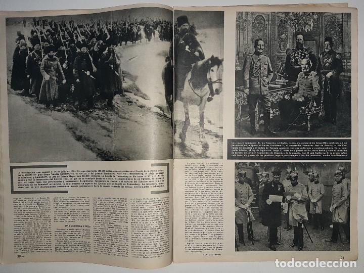 Militaria: REVISTA DESTINO Nº1414 AÑO 1964 NUMERO DEDICADO PRIMERA GUERRA MUNDIAL 1914 1918 PUBLICIDAD PEGASO - Foto 10 - 187108287