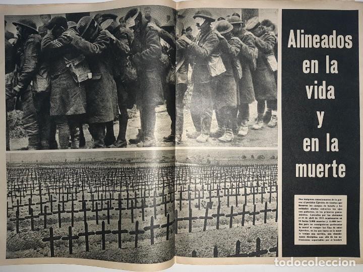 Militaria: REVISTA DESTINO Nº1414 AÑO 1964 NUMERO DEDICADO PRIMERA GUERRA MUNDIAL 1914 1918 PUBLICIDAD PEGASO - Foto 11 - 187108287