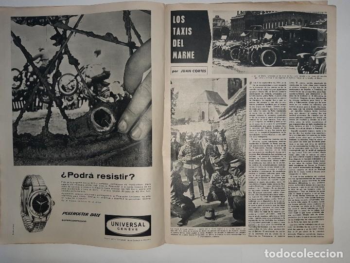 Militaria: REVISTA DESTINO Nº1414 AÑO 1964 NUMERO DEDICADO PRIMERA GUERRA MUNDIAL 1914 1918 PUBLICIDAD PEGASO - Foto 12 - 187108287