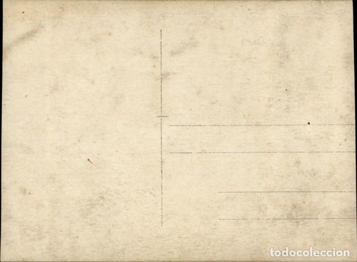 Militaria: Original - Fotografía Postal Soldado Alemán. I Guerra Mundial. Alemania - Cruz de hierro Iron cross - Foto 2 - 187372718