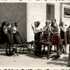 Militaria: ORIGINAL - FOTOGRAFÍA DE SOLDADOS ALEMÁNES. ALEMANIA. III REICH - WEHRMACHT - FRENTE FRANCIA. Lote 187421645