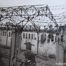 Militaria: FOTOGRAFÍA PICADERO ALCÁZAR DE TOLEDO. 1938. Lote 187457917