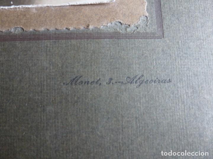 Militaria: Fotografía Militar Distintos Paises - ¿ Acuerdo Algeciras - Cadiz 1906 ? Tamaño 23 x 17 cm. - Foto 7 - 188502455