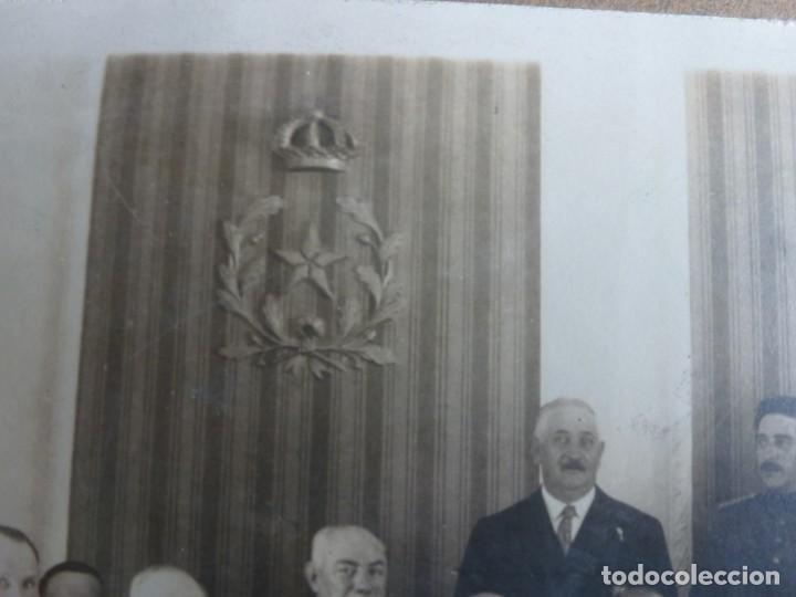 Militaria: Fotografía Militar Distintos Paises - ¿ Acuerdo Algeciras - Cadiz 1906 ? Tamaño 23 x 17 cm. - Foto 9 - 188502455