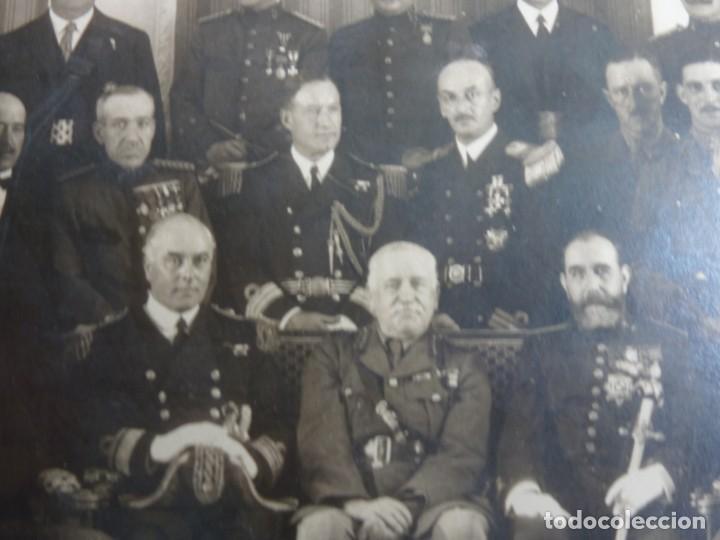 Militaria: Fotografía Militar Distintos Paises - ¿ Acuerdo Algeciras - Cadiz 1906 ? Tamaño 23 x 17 cm. - Foto 12 - 188502455
