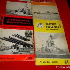 Militaria: OCHO LIBROS PRIMERA Y SEGUNDA GUERRA MUNDIAL . Lote 188777922