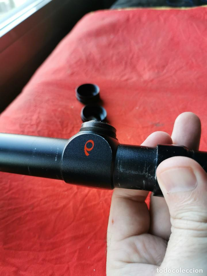 Militaria: Mira telescopica fusil. Ronel regal 39X40.Japon - Foto 7 - 188825582