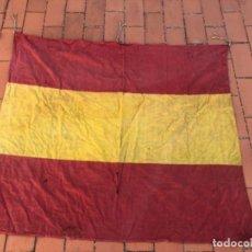Militaria: BANDERA NACIONAL GUERRA CIVIL. Lote 189206706
