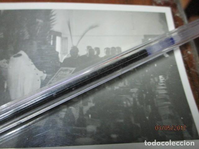 Militaria: FOTO INEDITA DISCURSO DE MANDOS LEGION SOBRE FINAL GUERRA CIVIL 19 - V -1939 ESPERANDO - Foto 6 - 180212573