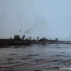 Militaria: FOTOGRAFÍA BARCO ARMADA NACIONAL. GUERRA CIVIL. Lote 189433102