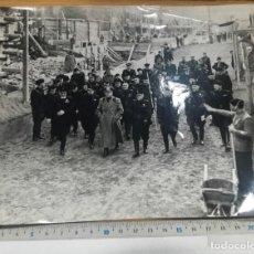 Militaria: FOTO DE BENITO MUSSOLINI Y JERARCAS PARTIDO FASCISTA EN ITALIA. Lote 189479467
