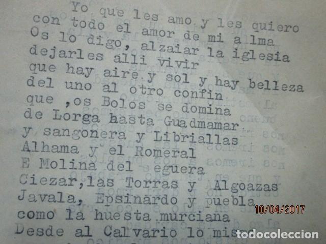 Militaria: LIBRO ORIGINAL INEDITO CARLOS HERRERO PROGRAMA DE RELIGION, DETERIORADO - Foto 2 - 189603560
